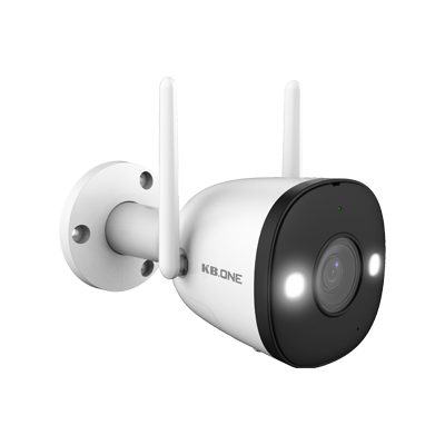 Camera IP WIFI ngoài trời Full Color 2MP KBONE KN-B21FL,KBONE KN-B21FL,KN-B21FL,B21FL